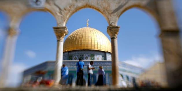 Imagen de archivo de Jerusalén.