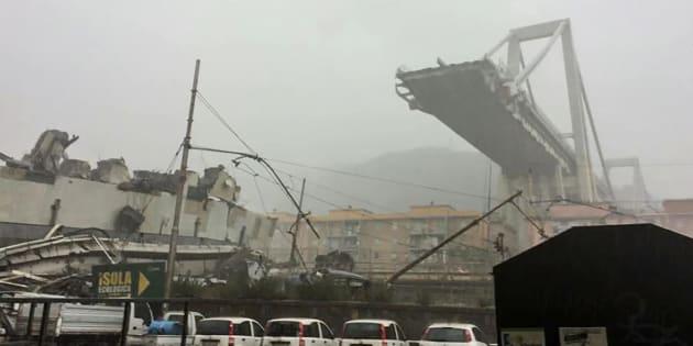 """""""Tra dieci anni il Ponte Morandi crollerà"""""""