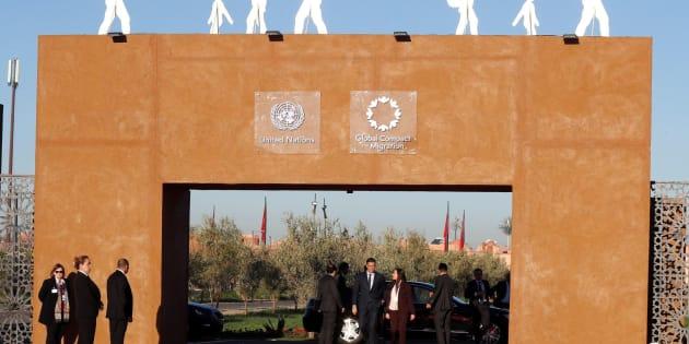Cumbre de la ONU sobre migración.