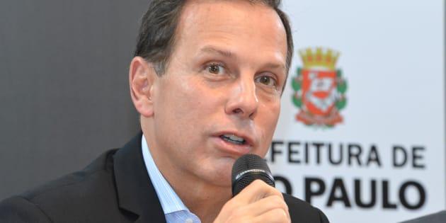 O objetivo, segundo Doria, é reverter R$ 9 bilhões durante a sua gestão em outras áreas prioritárias.