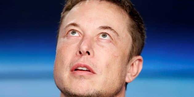Imagen de archivo de Elon Musk.