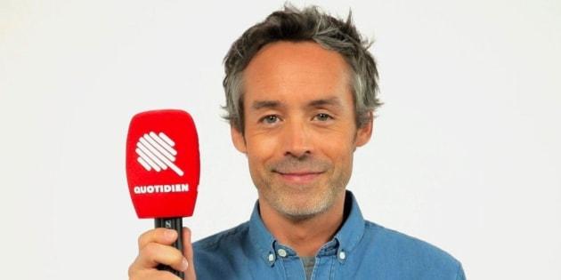 Yann Barthès débarque sur TF1 avec Omar Sy comme premier invité