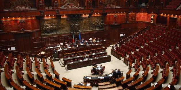 19/09/05 AULA DI MONTECITORIO, INIZIO DISCUSSIONE SULLE MODIFICHE ALLA COSTITUZIONE