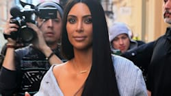 Kim Kardashian Wore Heels To Play Tennis And People Are Losing