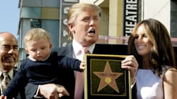 Someone Destroyed Donald Trump's Star On The Hollywood Walk Of