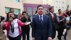 Amparan para efectos a Rodrigo Medina por ejercicio indebido de