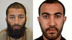 Identifican a dos de los tres atacantes de London