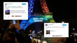 Le FN a un problème avec le slogan de Paris pour les JO