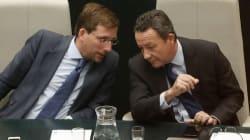 Martínez-Almedia, proclamado sustituto de Aguirre en el PP de