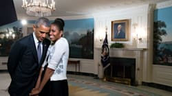 The Obamas Just Tweeted Each Other The Sweetest Valentine's Day