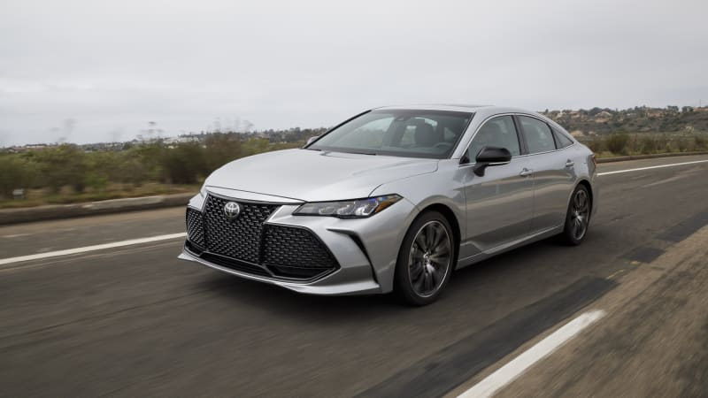 2019 Toyota Avalon First Drive Review: A new hope