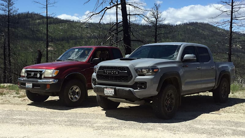 Tacoma vs. Tacoma: Old and new Toyotas make an epic Canadian roadtrip