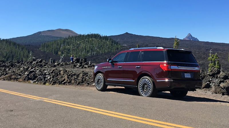 2018 Lincoln Navigator Review | 900 miles in mid-century opulence