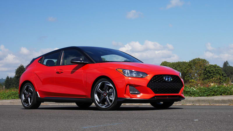 2019 Hyundai Veloster Turbo Quick Spin Review