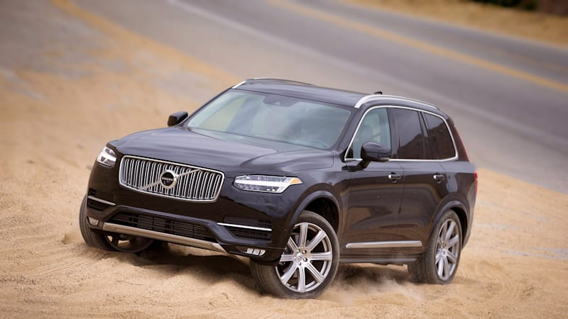 2020 Volvo XC70 Comeback News >> Volvo Fights To Maintain Its Comeback Momentum Autoblog