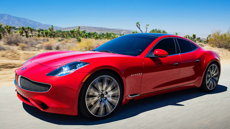 2017 Karma Revero Starts At 130 000 And More New Details About The Reborn Fisker Autoblog