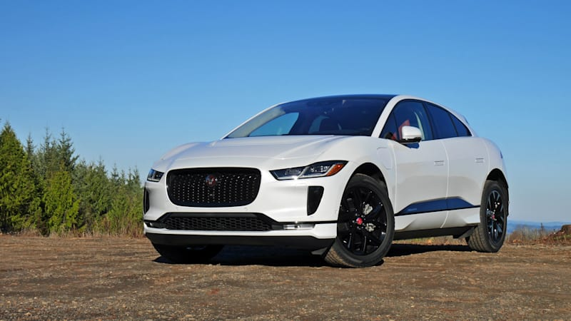 photo image 2019 Jaguar I-Pace Review: The EV age is approaching