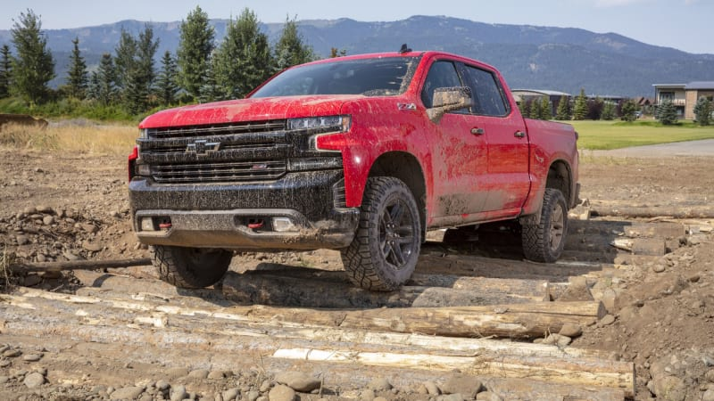2019 Chevrolet Silverado 1500 Review and Buying Guide