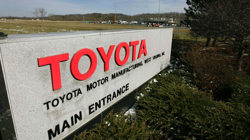 Toyota will invest $210 million to expand West Virginia engine production