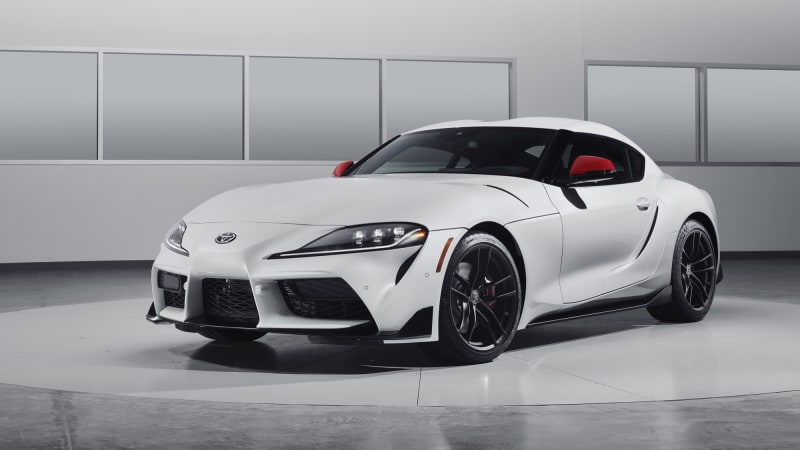 2020 Toyota Supra isn't the Mk. IV successor we deserve