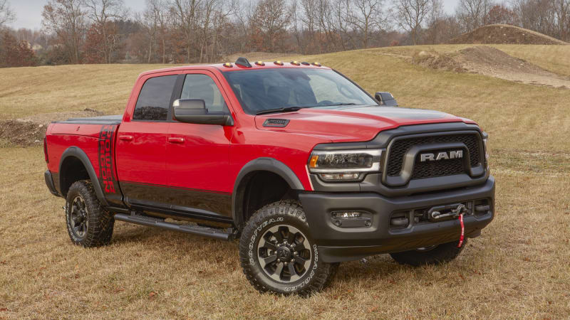 Ram HD Pickup Lineup First Drive Review