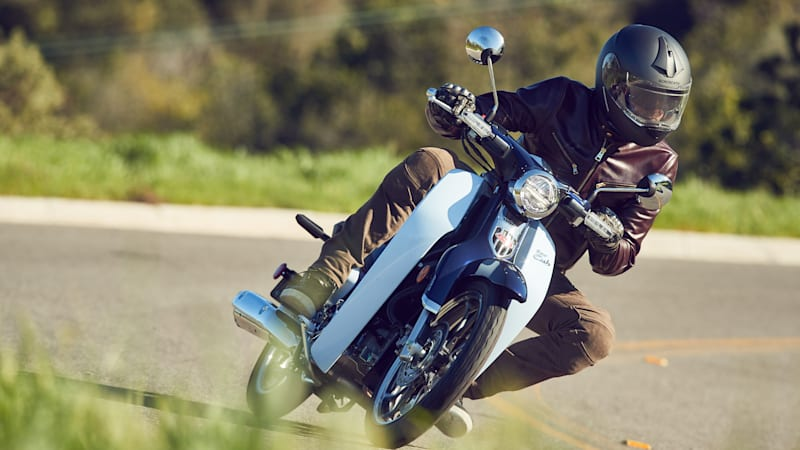 2019 Honda Super Cub First Ride Review