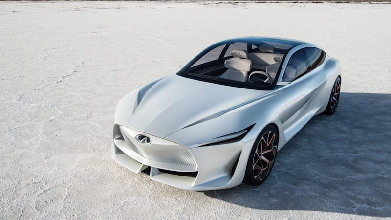 Infiniti Q Inspiration Concept Is A Preview Of Future