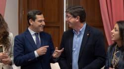 El PP y Cs pactan para que Moreno presidan la Junta y los naranjas el