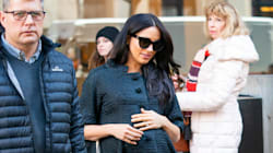 Meghan Markle Steps Out For Private Trip To New York