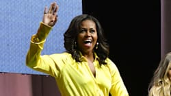 Les bottes de Michelle Obama ont fait