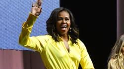 Les bottes de Michelle Obama ne sont pas passées