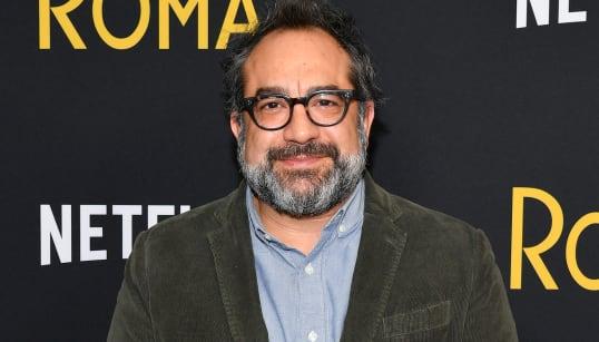 'Uno nunca sabe el camino que llevará la película', Eugenio Caballero (hoy nominado a un Oscar por