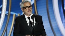Las palabras de Alfonso Cuarón al recibir su primer Golden