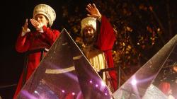 Sigue en directo la cabalgata de Reyes de