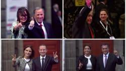 FOTOS: La alfombra roja del primer debate