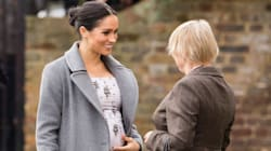 Meghan Markle Steps Out For Solo Outing After Father's Insulting