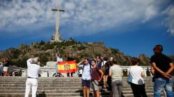 El Valle de los Caídos y los voluntarios albaceas del dictador
