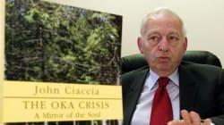 L'ancien ministre John Ciaccia rend son dernier
