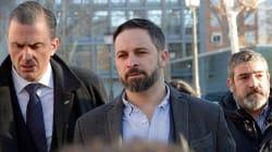La dura acusación de Abascal a los políticos españoles ante el desafío a España de los