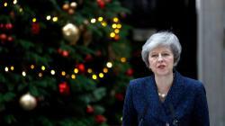 La primera ministra británica se enfrentará a una moción de