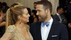 La genial respuesta de Ryan Reynolds al ver a Blake Lively con otro