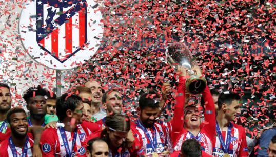 El Atlético pone rojos a los