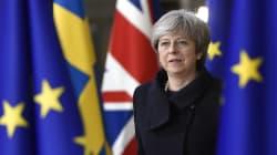 Sommet franco-britannique: Emmanuel Macron retrouve Theresa May au fond du