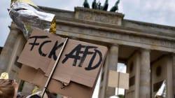 La manifestación antifascista cuadriplica en número a los ultraderechistas de AfD en