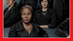 Por qué una de las mujeres en la portada de la revista 'Time' aparece