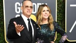 La desconocida faceta de Tom Hanks que salió a relucir durante los Golden