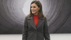 Letizia ha vuelto a ponerse este abrigo y ha vuelto a ocurrir: todo el mundo se ha fijado en lo