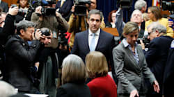 Michael Cohen Delivers Withering Testimony: Trump A 'Racist,' 'Conman,'