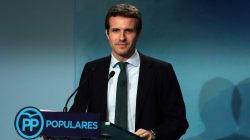 Pablo Casado dará la batalla en el congreso del
