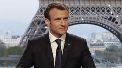 Il cappello di Macron sul raid in Siria: